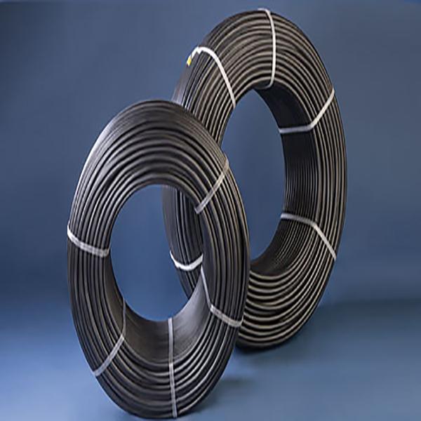 Soft polyethylene pipes (LDPE)