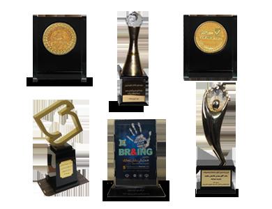 افتخارات شرکت مهرآوند مشهد